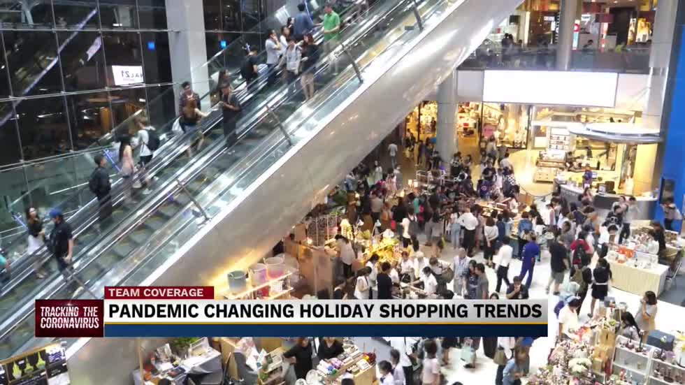 How the pandemic is changing holiday shopping this Black Friday